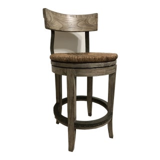 Groovy Vintage Used Counter Stools For Sale Chairish Dailytribune Chair Design For Home Dailytribuneorg