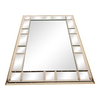 La Barge Rectangular Mirror For Sale