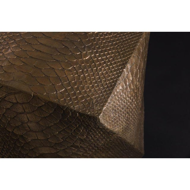 Erin Sullivan, Bronze Serpent, USA, 2015 For Sale - Image 10 of 11