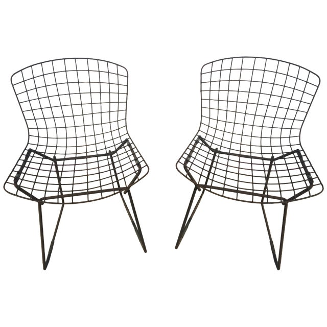 Knoll Bertoia Children's Chairs - A Pair - Image 1 of 5