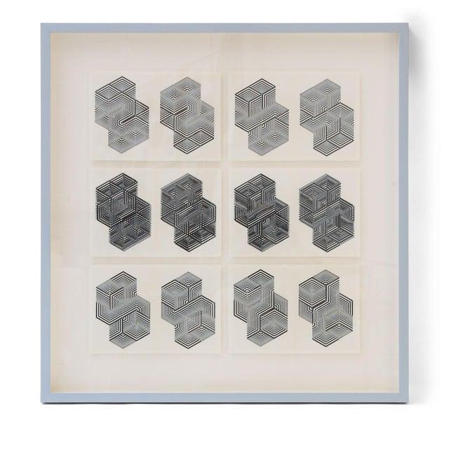 Original Letterpress Prints For Sale - Image 10 of 12