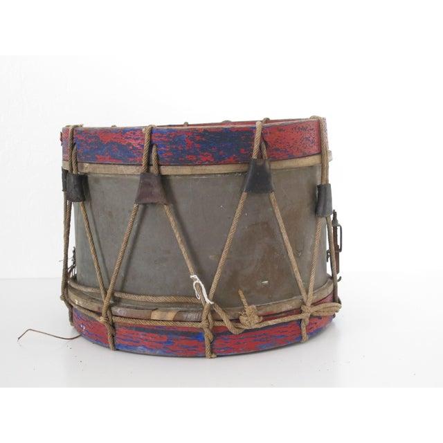 18th-Century Antique Drum - Image 5 of 8