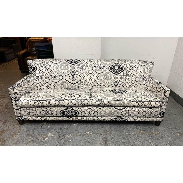 A. Rudin Osborne & Little Fabric Custom #2612 Sofa For Sale - Image 12 of 12