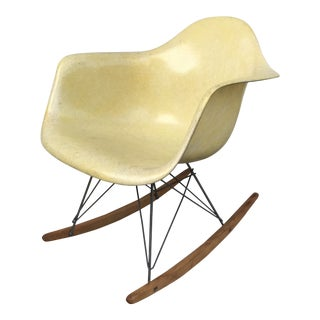 Original Eames Rocking Chair For Sale