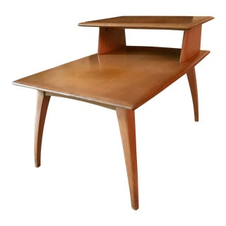 Mid Century Side Table Heywood Wakefield