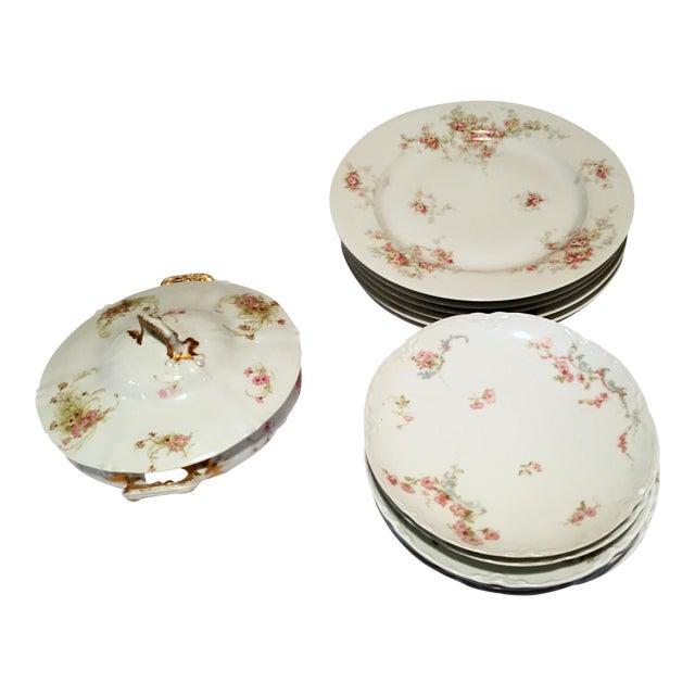 Haviland Limoges Assorted Dishes - Set of 13 - Image 1 of 6
