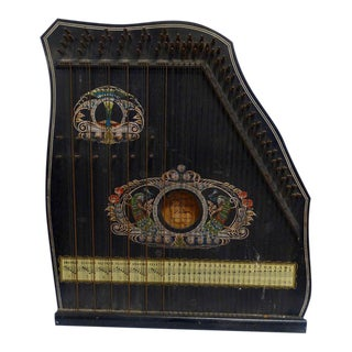 19th Century German Zither