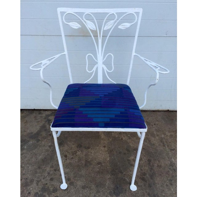 Mid-Century Metal Salterini Chair - Image 2 of 6
