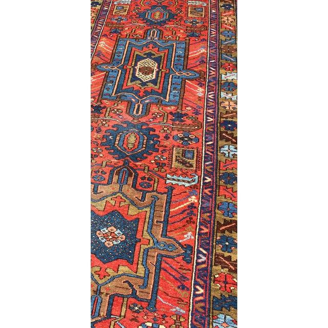 Antique Karadjeh Runner Rug - 2′10″ × 13′ For Sale - Image 4 of 5