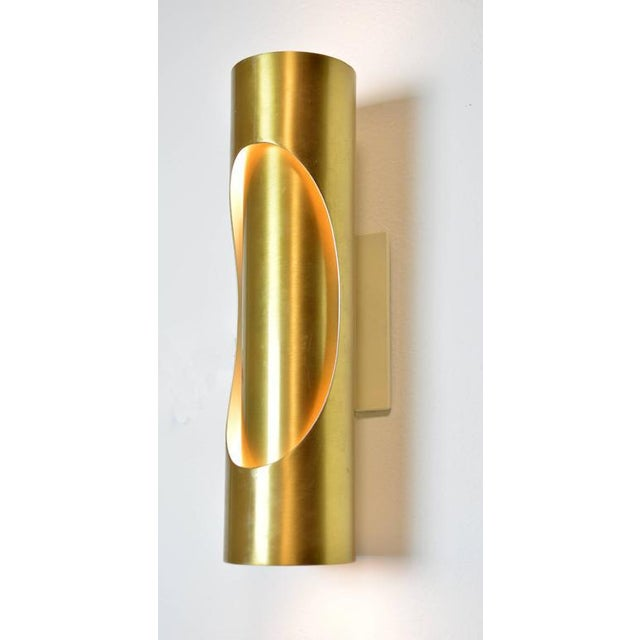 Early 20th Century Spanish Mid-Century Modern Sconces - A Pair For Sale - Image 5 of 7