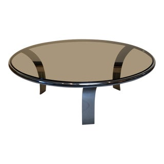 1970s Mid-Century Modern Gardner Leaver Steelcase Coffee Table For Sale