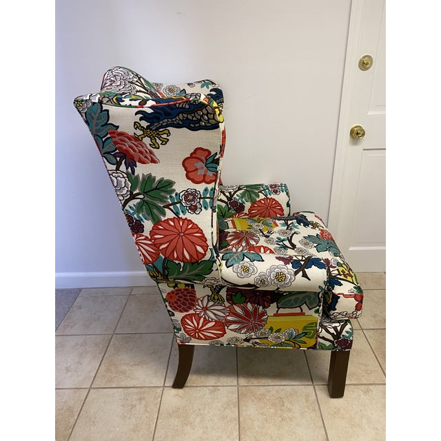 Mai Dragon Club Chair For Sale - Image 10 of 11