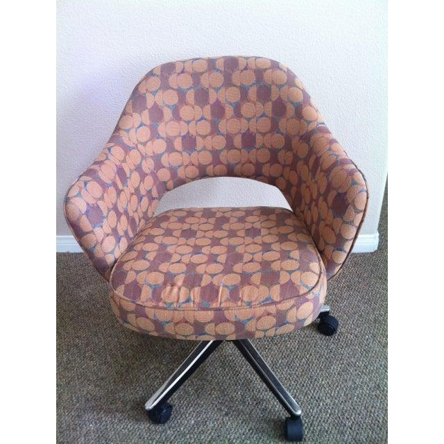 Eero Saarinen Knoll Executive Arm Chair - Image 2 of 8