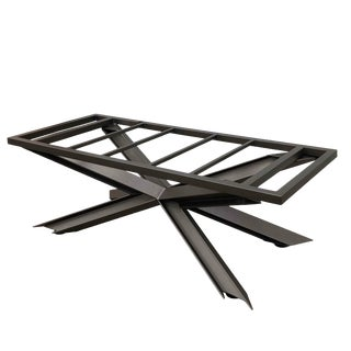 Invictus Steelworks I Beam Table Base For Sale