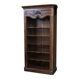 Traditional Century Furniture Bookcase For Sale