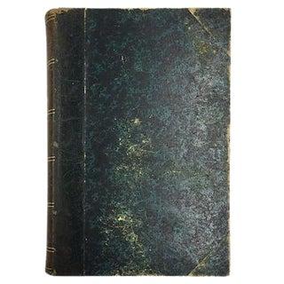 La Lecture Illustrée 1896 Paris Book For Sale