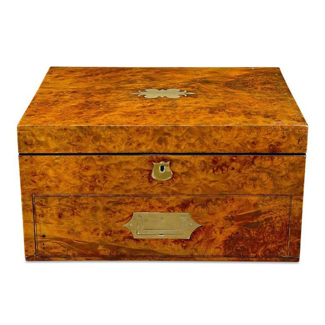 Brass Domestic Medicine Chest by Thompson & Capper For Sale - Image 7 of 10