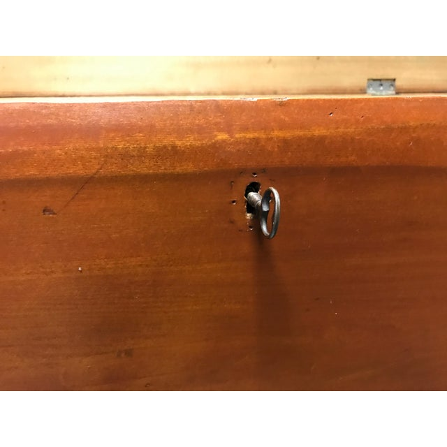 Antique Blanket Chest For Sale - Image 10 of 11
