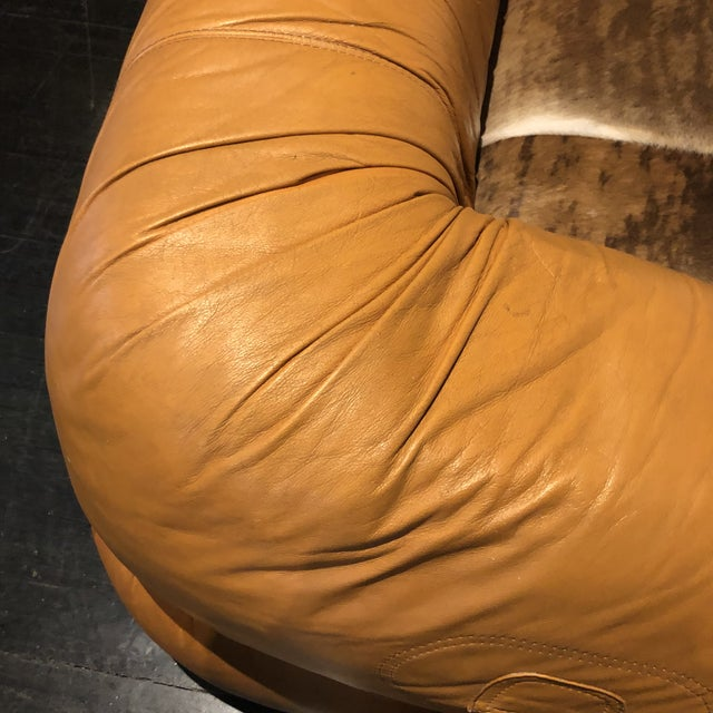 Anfibio Sofa by Alessandro Becchi for Giovannetti 1970s For Sale - Image 10 of 13