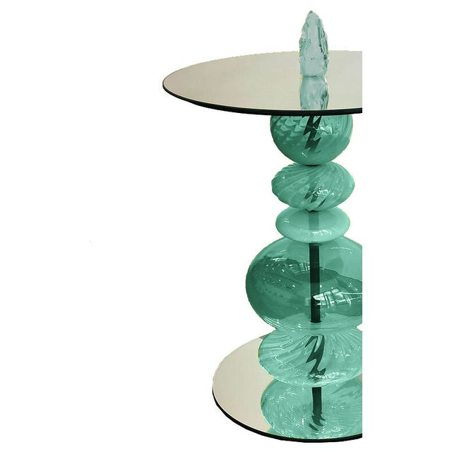 Our Abacus Pieces were intellectually conceived as vertical timelines with each sphere representing a time period or...
