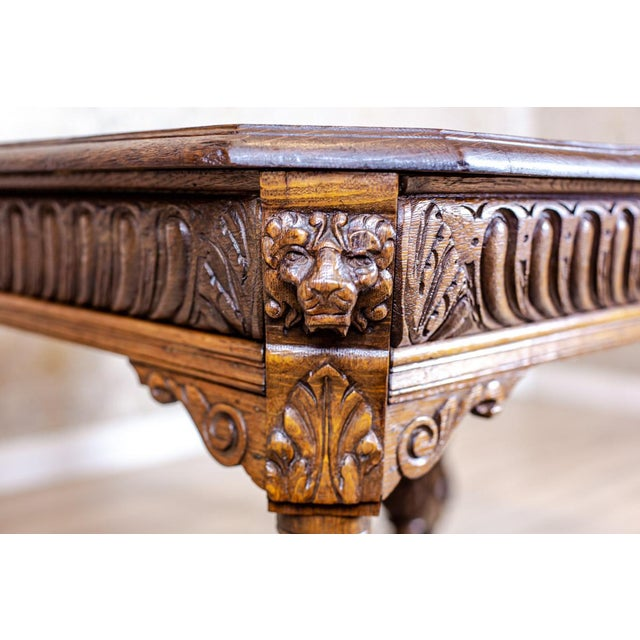 Late 20th Century 19th-Century Eclectic Table For Sale - Image 5 of 11