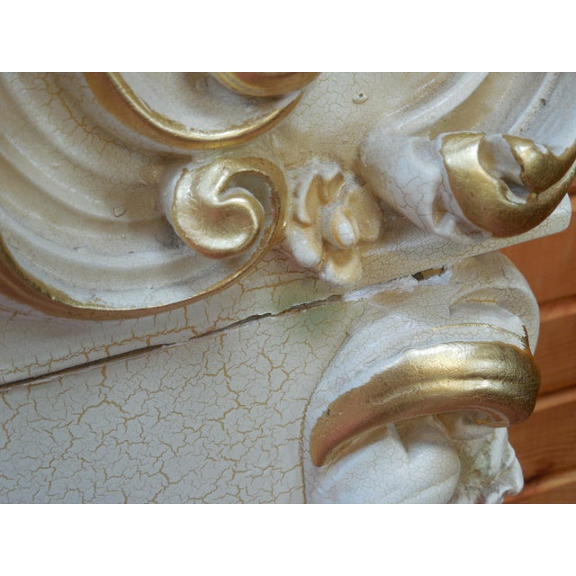 Italian Style Cherub California King Bedframe - Image 10 of 11