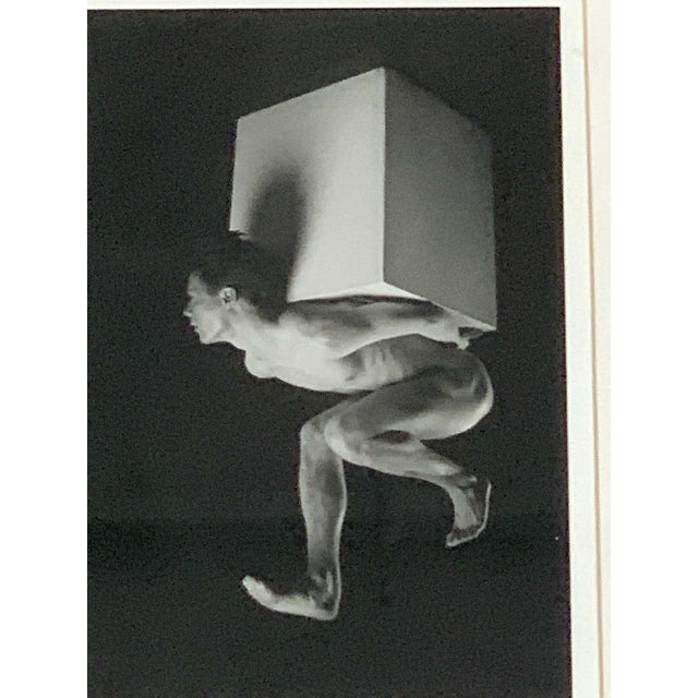 Wood K. Hansen Modern Male Nude Photo, 8 of 10, 1994 For Sale - Image 7 of 8