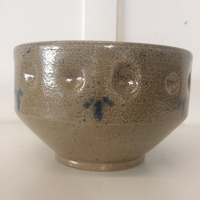 1975 Jugtown-Ware Cachepot For Sale - Image 9 of 9