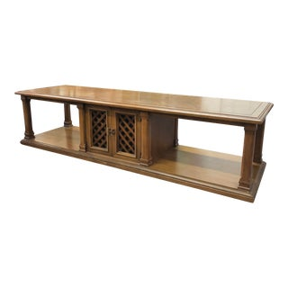 "American Mid-Century Modern ""Esperanto"" Coffee Table by Drexel For Sale"