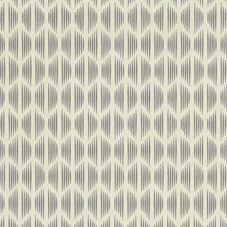 Sample - Schumacher X David Oliver Ovington Wallpaper in Flint For Sale