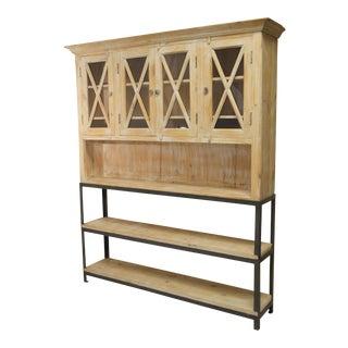 Sheridan Cabinet Bookshelf