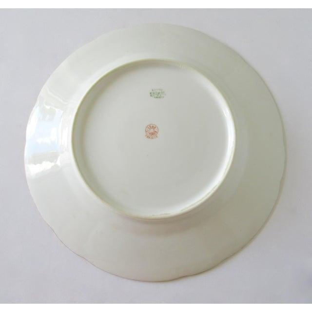 Vintage BMdeM, L. Strauss & Sons for Limoges Gilt Medallion Dinnerware - 60 Pieces For Sale - Image 11 of 13