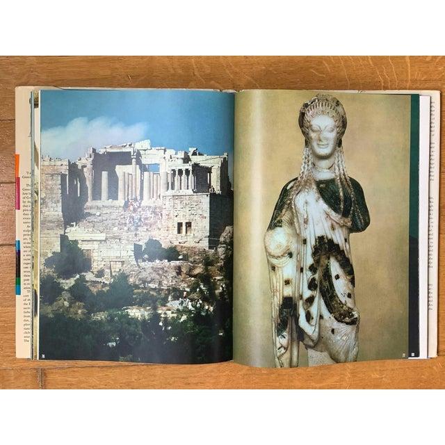 Vintage 1968 Greece, Gods and Art Book Alexander Liberman For Sale - Image 4 of 7