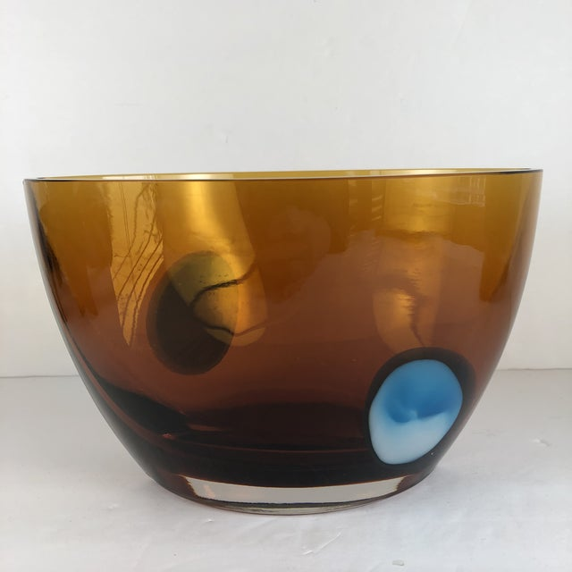 Waterford Crystal Modern Evolution Bowl For Sale - Image 10 of 11