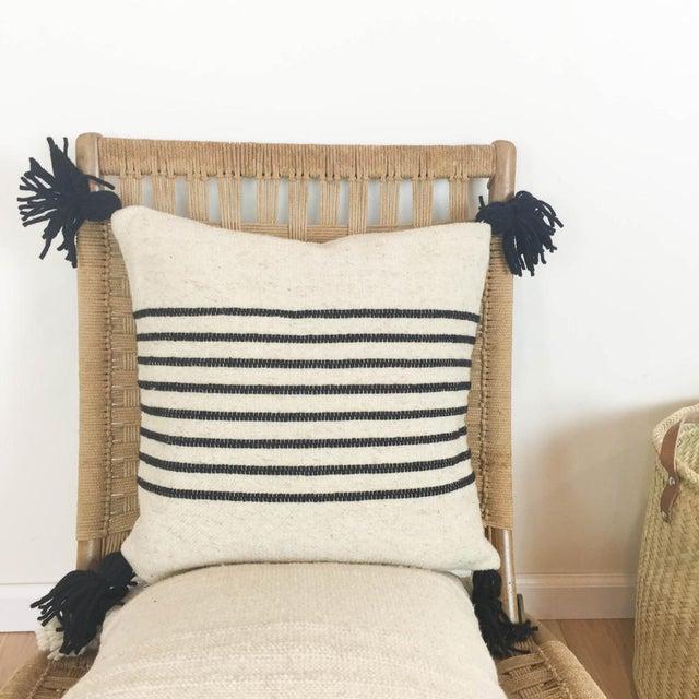 Delgado Striped Pillow - Image 4 of 6