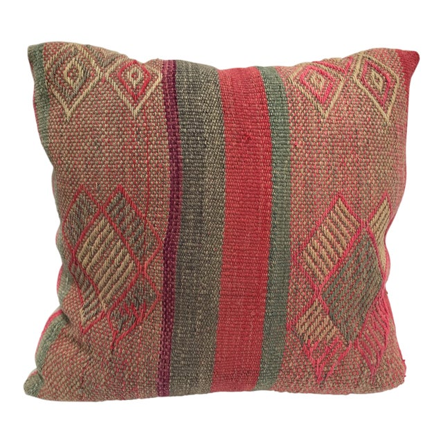 Moroccan Pastel Colors Bohemian Throw Pillows For Sale