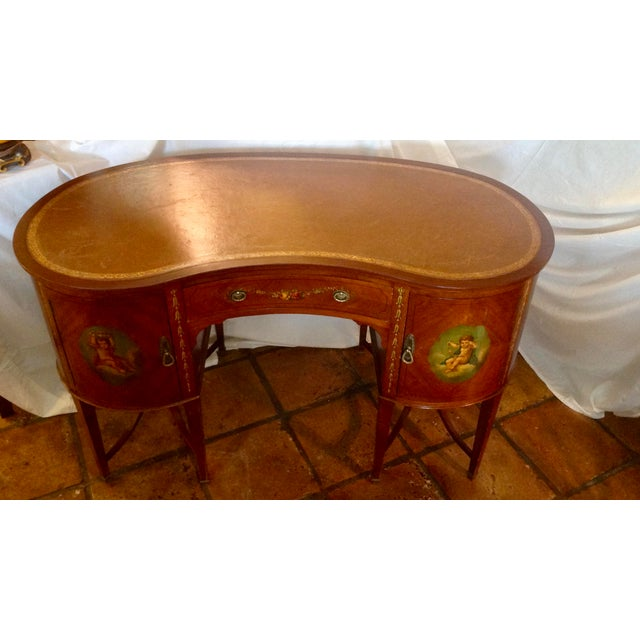 19th Century English Adam Style Vanity For Sale - Image 4 of 13