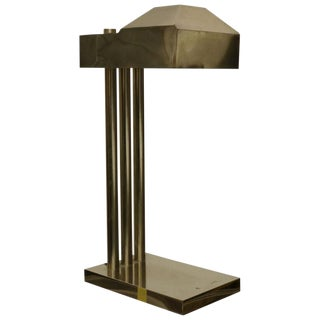 1st Edition Marcel Breuer Lamp For Sale