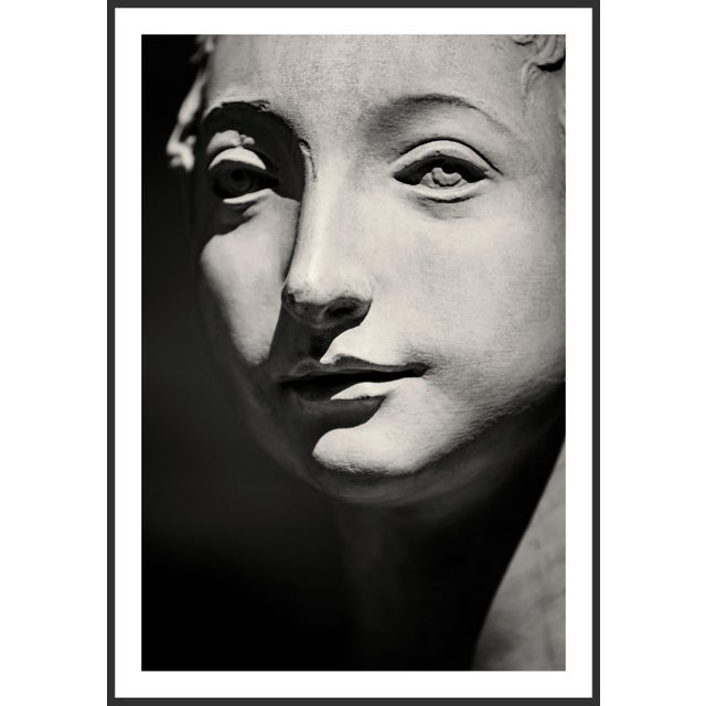 """Contemporary """"Fiesole III"""" Contemporary Figurative Black and White Photograph by Guy Sargent For Sale - Image 3 of 4"""