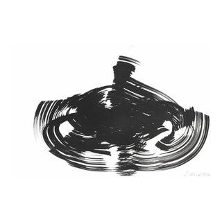 """""""The Black Dress 14"""" Original Artwork by Bettina Mauel For Sale"""