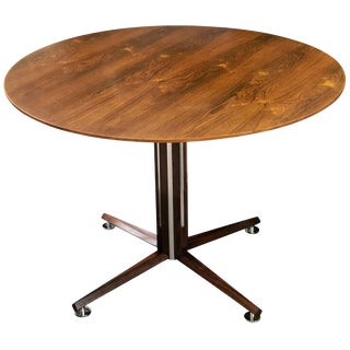 Round Table by Dunbar For Sale