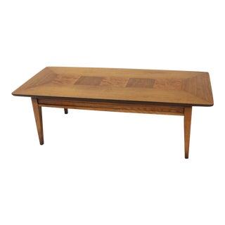 Mid-Century Lane Coffee Table