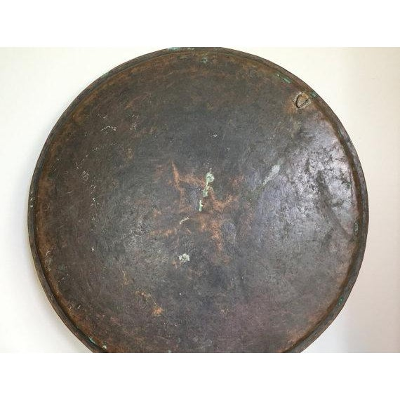 Vintage Rustic Copper Tray - Image 9 of 9