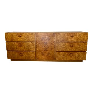 Vintage Lane Burl Dresser For Sale