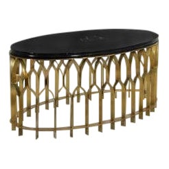 Mecca II Center Table From Covet Paris For Sale