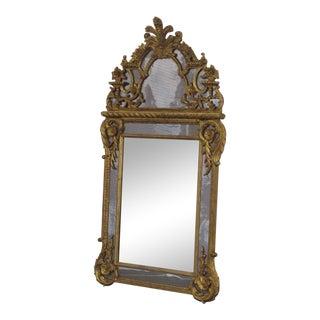 Italian Venetian Style Mirror For Sale