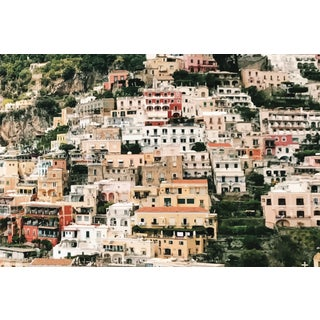 Welcome to Positano Photograph For Sale