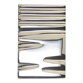 Half Barre Pull - Polished Nickel For Sale