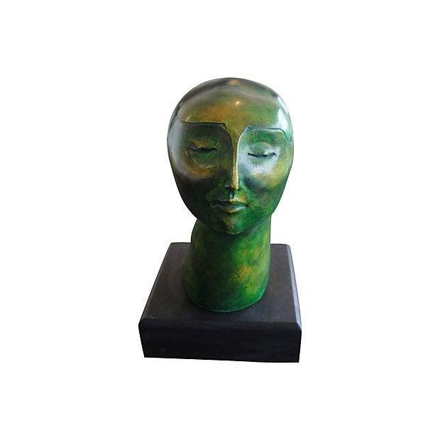 Porcelain Sculpture - Woman - Image 4 of 6