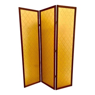 Mid-Century Modern Room Divider For Sale